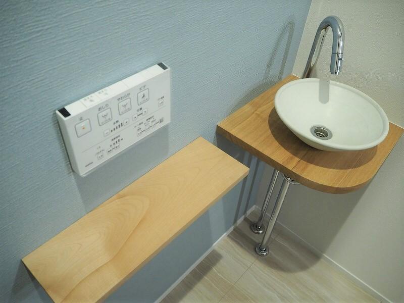 焼き物 手洗い器