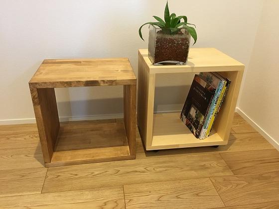 サイドテーブル DIY 作り方