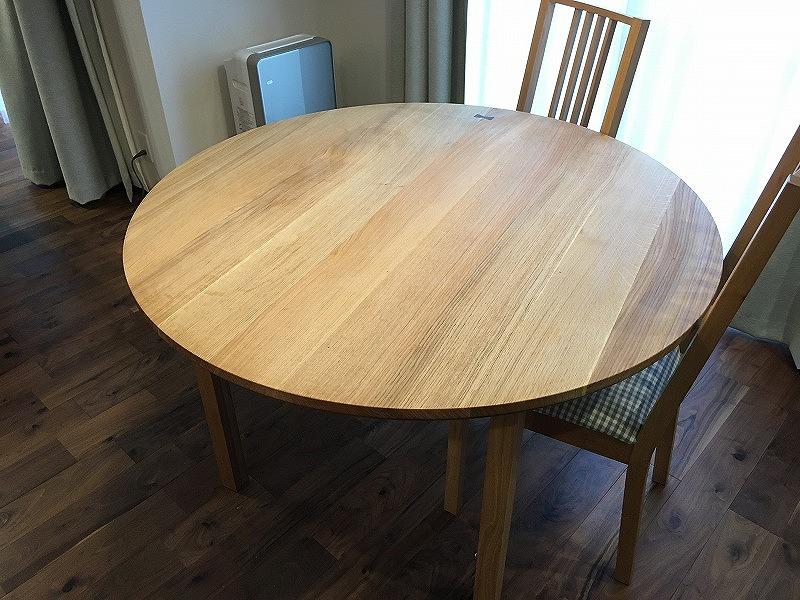 ダイニングテーブル 円卓 丸テーブル