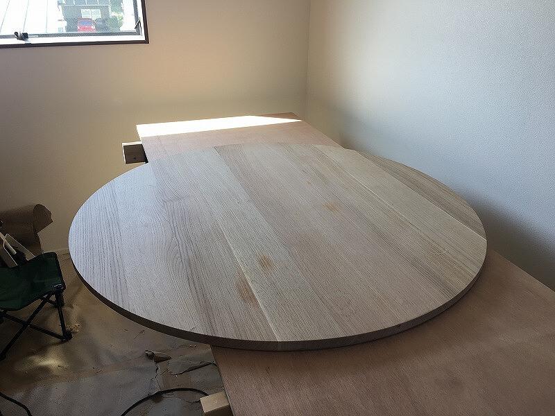 ダイニングテーブル 天板