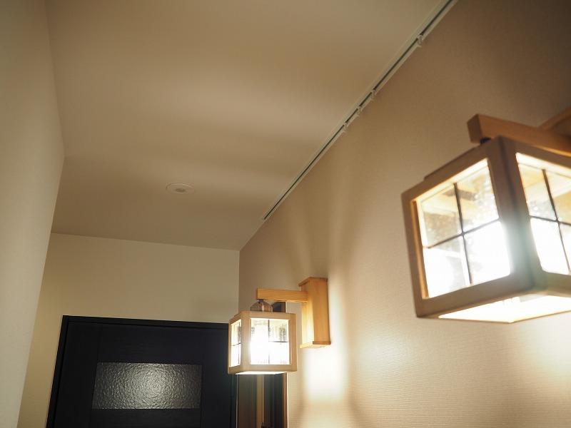 新居 木製 ブラケットライト