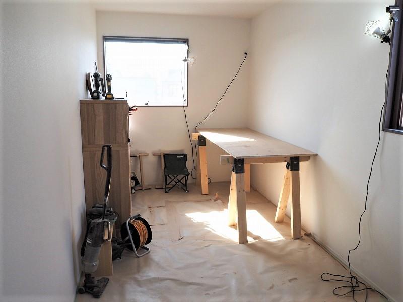 DIY 作業部屋