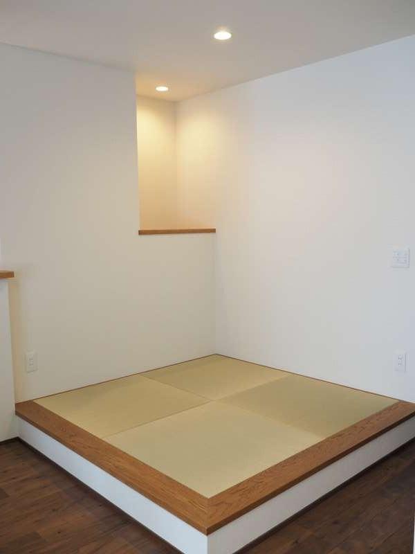 畳 タタミコーナー 小上がり 2畳 縁なし